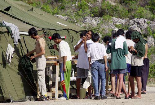 Eleven children have been moved off Nauru for medical treatment.