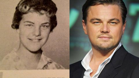 Leonardo DiCaprio is actually a woman from the 1960s named Judy Zipper