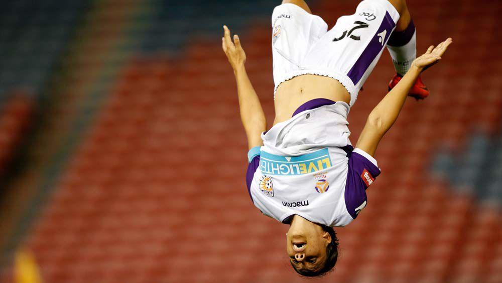 Perth Glory's Sam Kerr