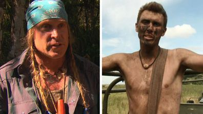 Naked and Afraid Dual Survival