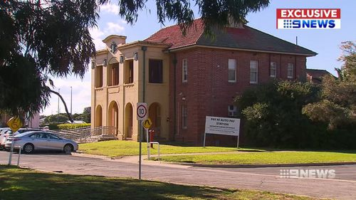 The Hampstead Rehabilitation Centre will be used to ease the overcrowding crisis. (9NEWS)