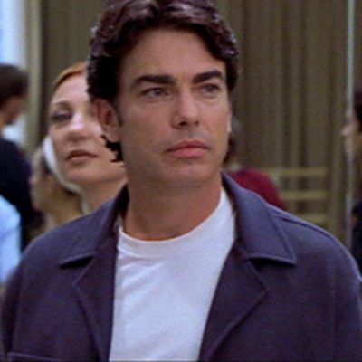 Peter Gallagher as Jonathan Reeves: Then