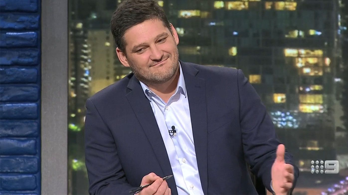 Carlton great Brendan Fevola reveals the time he went to the wrong ground