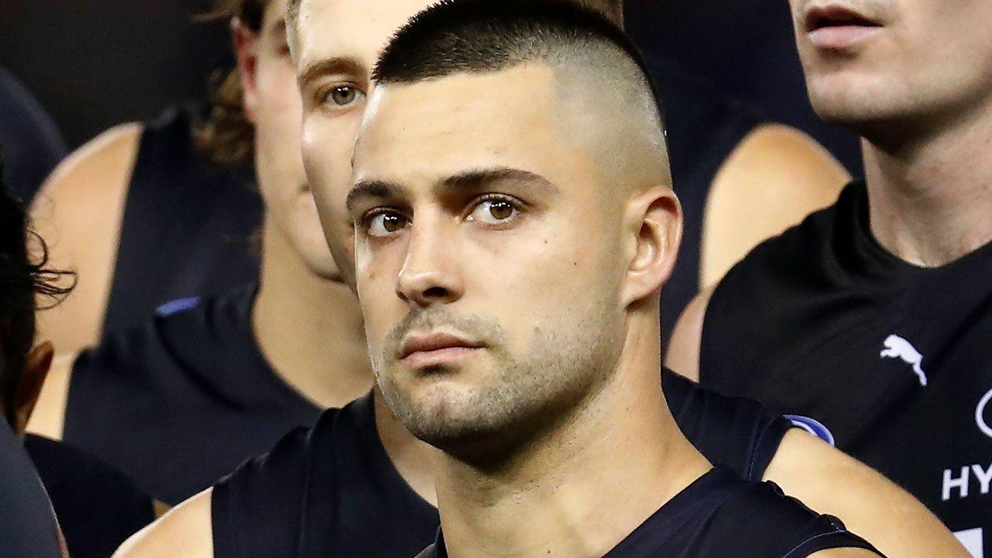 Michael Gibbons admits to 'shock' at Carlton axing after tumultuous 2021 season