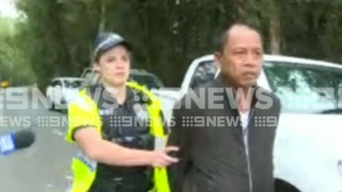 Two men have been arrested in the Daintree Forest, with more than two dozen still on the run. Picture: 9NEWS