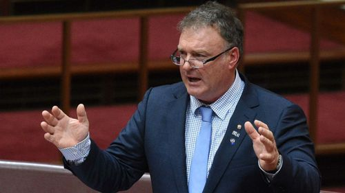One Nation Senator Rod Culleton resigns from party