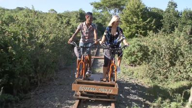 Charli Robinson embarks on a unique eco-tourism adventure with Ecotrax, to see the real Fiji.