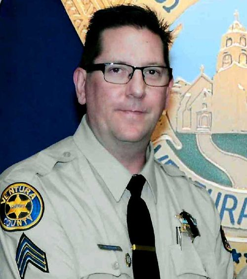 Sgt Ron Helus was killed by friendly fire at the Thousand Oaks bar where a mass shooting took place.