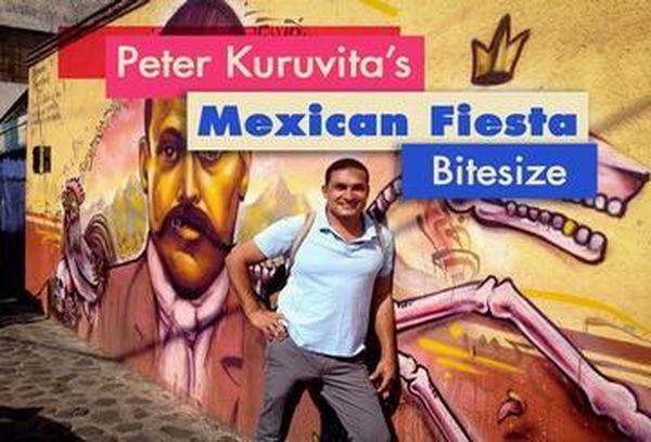 Peter Kuruvita's Mexican Fiesta Bitesize