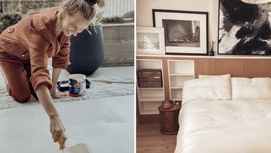 Samantha Wills proves you can 'renovate a rental' with beautiful hack