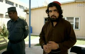 Rogue Afghan soldier who killed three Australian servicemen could be released in US peace talks