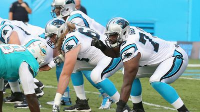 Carolina's offensive line - A Hollywood story