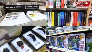 Stock shortages trigger retail Christmas warning