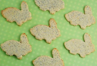 Zest and Poppy Cookies from <i>I Quit Sugar Cookbook</i>