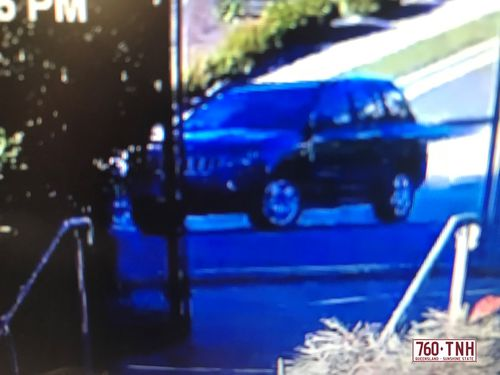 Detectives are looking for a dark blue Jeep Compass, with Queensland licence plates. Picture: Queensland Police