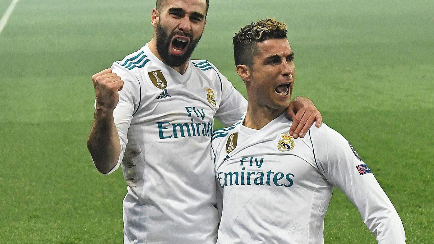 Football: Real Madrid into Champions League quarter-finals after defeating Paris St-Germain