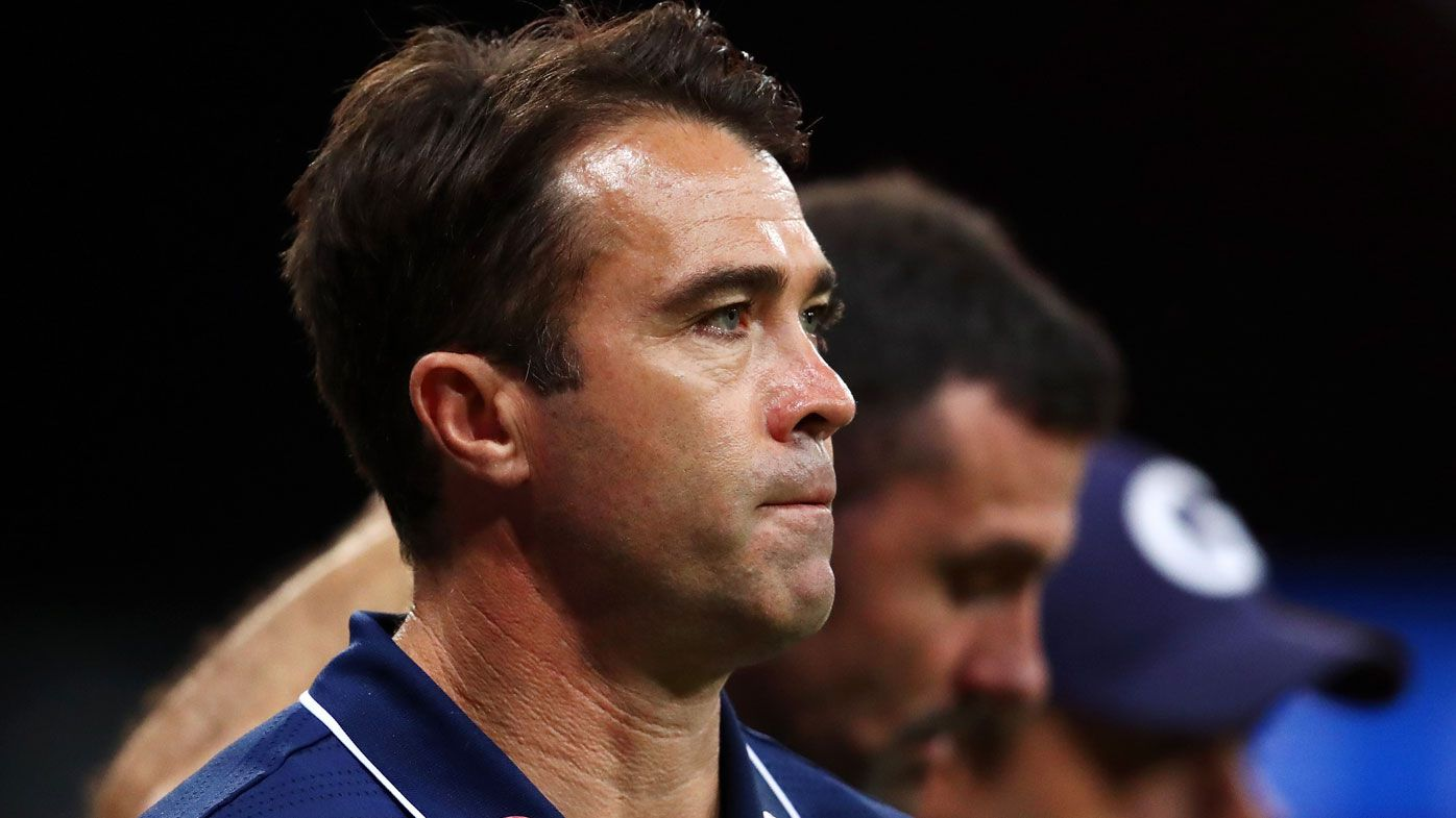 Perception of AFL players unfair in ugly pay dispute, Geelong coach Chris Scott says