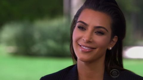 Kim Kardashian attributes her success to social media