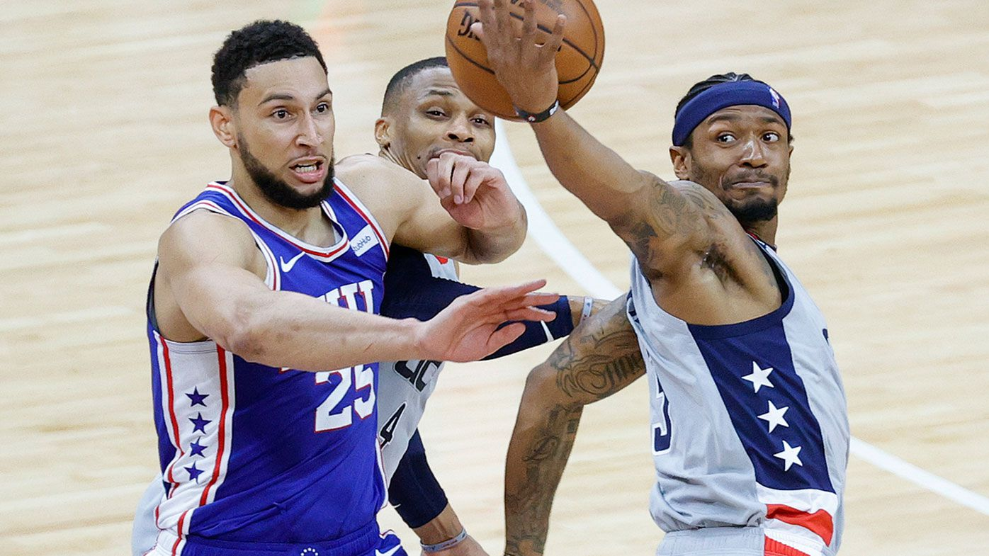 Ben Simmons leads Embiid-less Philadelphia 76ers to Western Conference semi finals