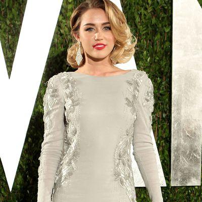 Miley Cyrus: 2012