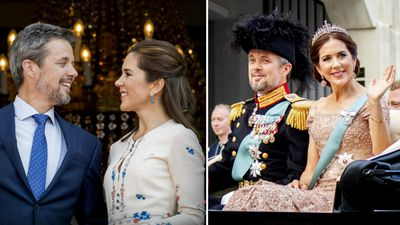 IN PICTURES: Princess Mary celebrates husband's birthday