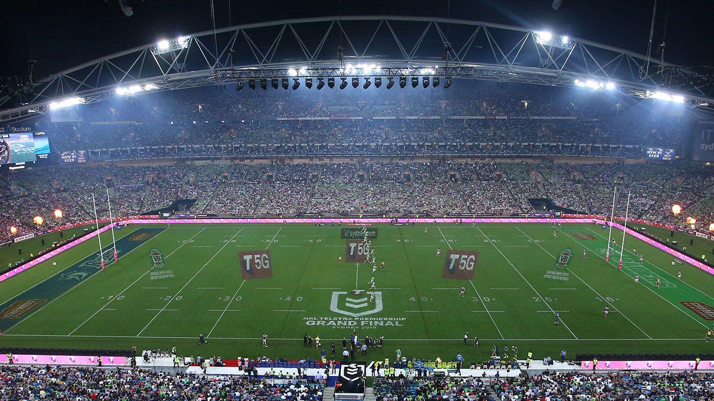ANZ Stadium 2019 NRL Grand Final