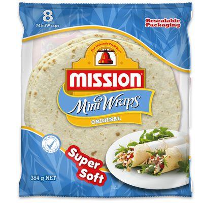 Mission Mini Wrap