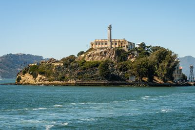 <strong>8. Alcatraz Island&nbsp;&ndash; San Francisco, USA</strong>