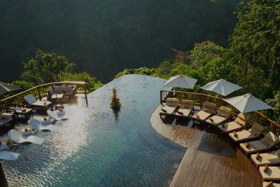World's Most Stunning Views: Hanging Gardens of Bali, Bali, Indonesia