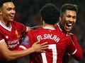 Liverpool lay on five goals in Champions League semi