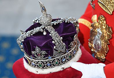 Imperial State Crown (Getty)