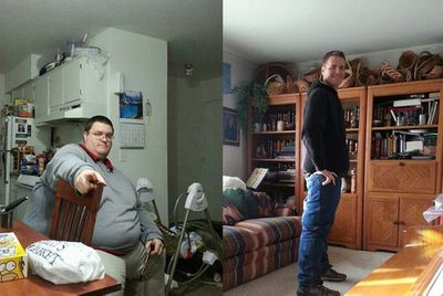 <strong>Brian Flemming (lost 165kg)</strong>