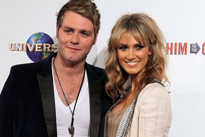 Brian and <b>Delta Goodrem</b> started dating in 2004 after collaborating on Delta's single 'Almost Here'. They were engaged by 2007, but it was all over by April 2011. And yep - this feud was very public, too.
