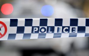 Man arrested after police pursuit in Sydney's west ends in shop front smash