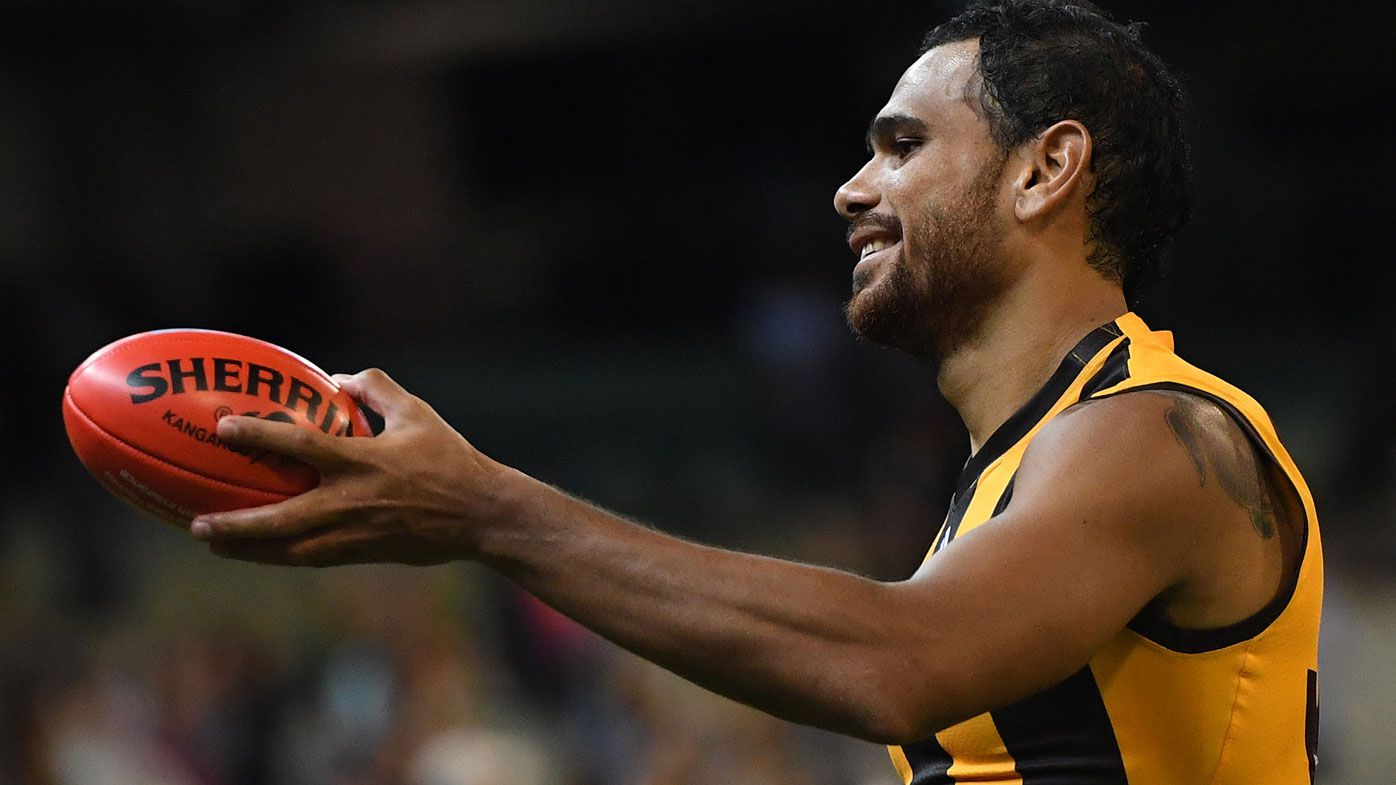 Hawthorn star Cyril Rioli retires from AFL