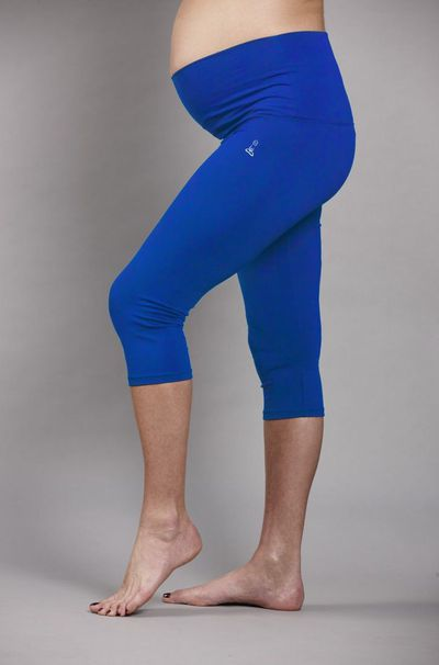 <strong>Pregfit Maternity Fitness Capri</strong>