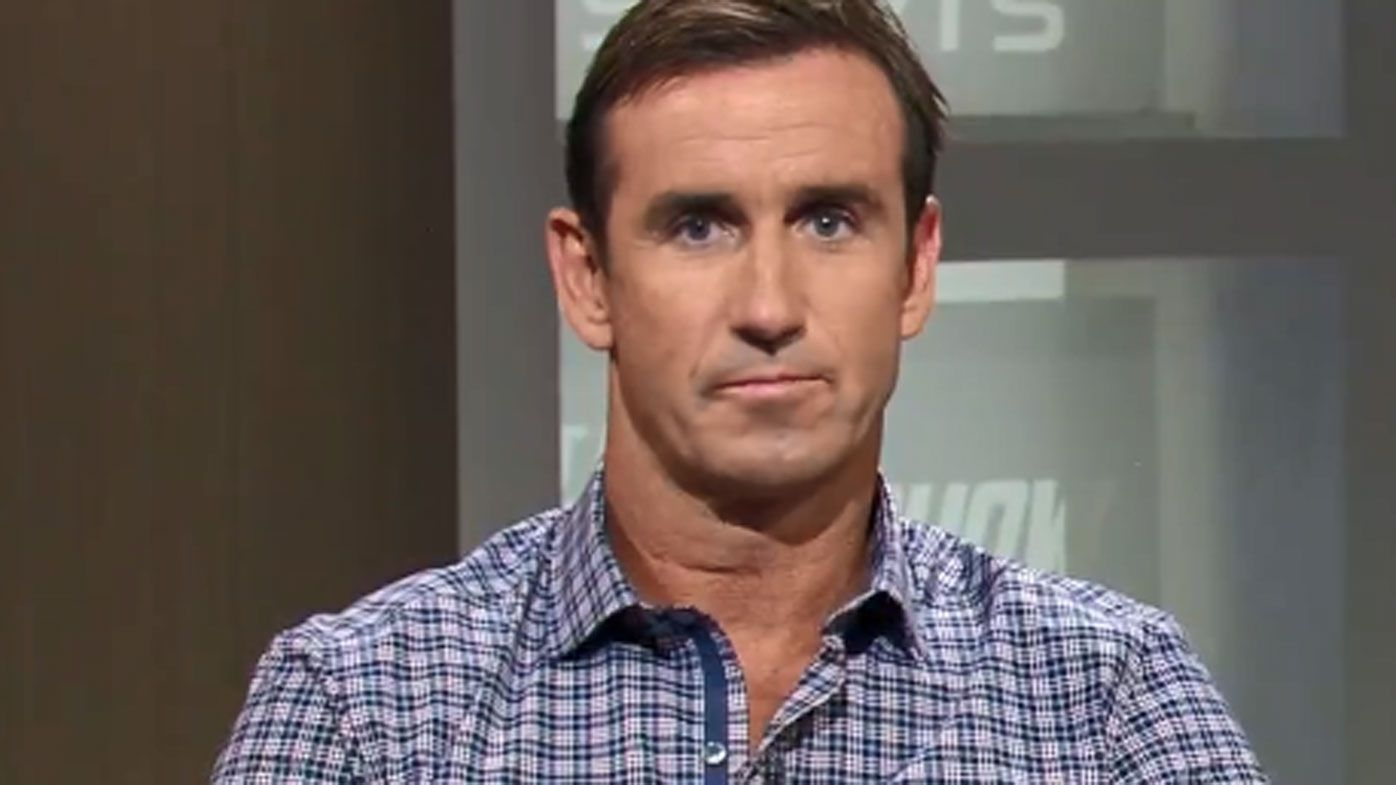 NRL news: Andrew Johns frustrated by criticism levelled at Parramatta Eels star Jarryd Hayne