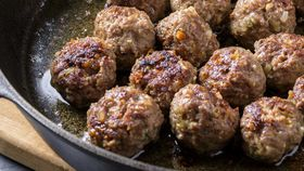 Stephanie Alexander's The Versatile Meatball recipe