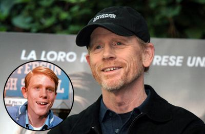 <b>From child star to director</b><br/><br/>After playing little Richie Cunningham on <i>Happy Days</i>, Ron Howard gave up a career in acting to pursue his dream of becoming a director, scoring his debut film in 1977, <i>Grand Theft Auto</i>. Decades on, Howard is one of the industry's most successful directors, with films like <i>Angels & Demons</i>, <i>Apollo 13</i> and <i>A Beautiful Mind</i>  to his name. <br/>