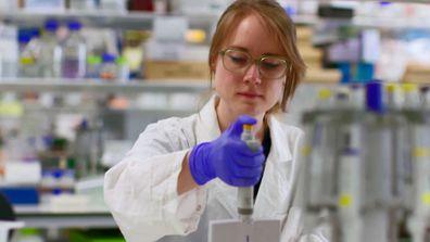 Runa works as a medical scientist.