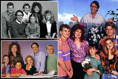 <B>Originally played by:</B> Paul Smith (inset, top) and Sarah Monahan.<br/><br/><B>Replaced by:</B> Christopher Mayer and Angela Keep (inset, bottom).<br/><br/><B>The substitution:</B> Pretty much the entire cast of <I>Hey Dad..!</I> was replaced at one point or another during the show's seven year run... even the dad, Martin Kelly (Robert Hughes) himself, left the show in its final season. Given the allegations of behind-the-scenes levelled at Hughes years after <i>Dad</i> ended, it's perhaps best not to speculate about the reasons behind the multiple recastings...