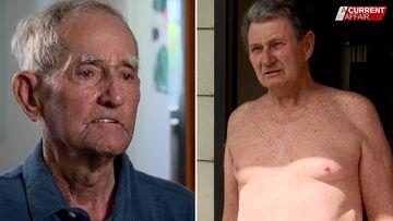 Queensland pensioner brawls with neighbour over Hills Hoist