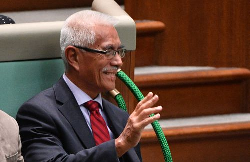 Labor says the comments made by Ms Price to former president of Kiribati Anote Tong were appalling.