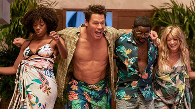 John Cena plays the role of Ron in 'Vacation Friends'.