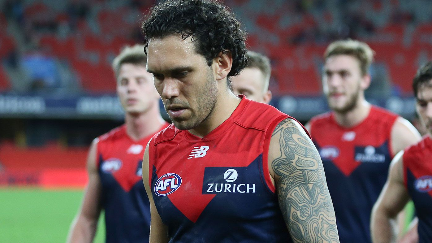 Ross Lyon shares moving exchange with Harley Bennell after AFL star was hospitalised