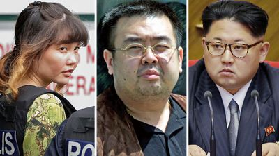 Kim Jong Nam killing: Co-accused thought face smearing was a prank