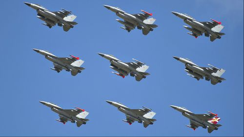 Denmark joins ISIL fight
