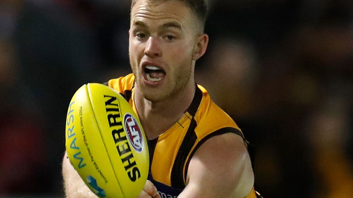 With Tom Mitchell at the Hawks the club expects to make finals in 2020. (Getty)