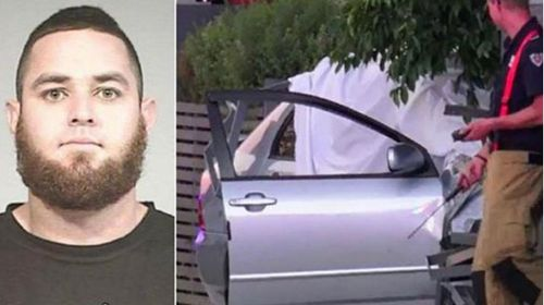 Alleged Heckenberg shooter Matthew Russell charged with murder and attempted murder