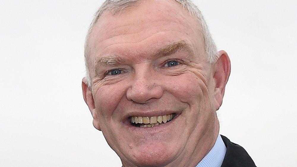Greg Clarke.(AAP)